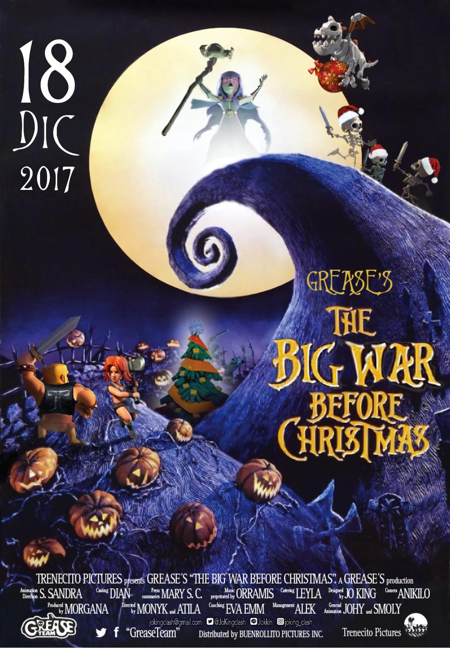 BIG WAR XSTMS
